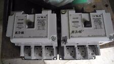 Eaton C825KN3 Dual Contactor, 3PH 200A 600V - Used Tested