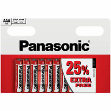 10 pack Panasonic AAA Batteries
