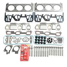 Head Gasket Bolts Set Kit Fit For Chevrolet Oldsmobile Pontiac 3.1L 3.4L Ohv