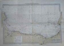 Carte Marine - de BAREFLEUR au Cap de la HEVE -  BAIE DE SEINE