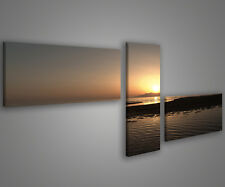 Quadri moderni astratti 180 x 70 stampe su tela canvas con telaio MIX-S_133