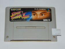Super Famicom Street Fighter 2 Turbo (cartucho/cartridge)