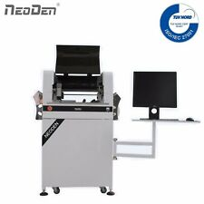 High Accuracy SMT Pick n Place Machine Vision 95 Electric Feeders NeoDen4 0201