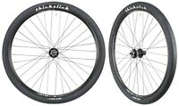 """WTB SX19 Mountain Bike With Slick Tires Wheelset 11s 29"""" QR Front & Rear"""