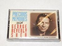 George Beverly Shea Tape 3 Cassette Tape 1993 Reader's Digest The Lord is My She