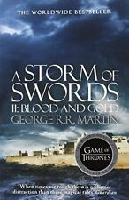 A Storm of Swords: Part 2 Blood and Gold by George R. R. Martin (Paperback, 201…