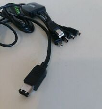 Sima model SUO-200M USB Multi-Cable Connector Networking with FireWire