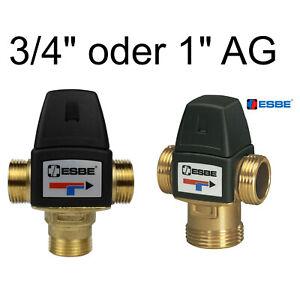 Esbe VTA322 Brauchwassermischer Mischautomat Brauchwassermischer Trinkwas.