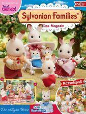 "Sylvanian Families ""Das Magazin"" Sonderheft  Nr. 1/21+Sammelfigur Epoch Neu OVP"