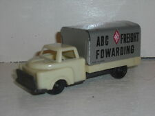 Japan tinplate / plastic ABC Freight Forwarding Red Diamond delivery truck