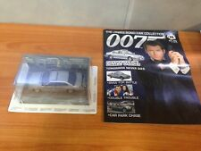 James Bond Car Collection No 15 - BMW 750iL - Tomorrow Never Dies + Magazine