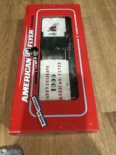 Box8) American Flyer 1995 Christmas Boxcar 6-48319 S Gauge New