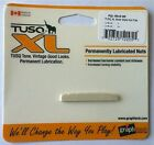 GRAPH TECH TUSQ XL SLOTTED NUT FENDER® STRAT & TELE, FLAT BOTTOM PQL-5010-00