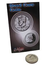 Half Dollar, Steel Core From Royal Magic - Magic Trick
