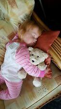 Reborn Bébé Hailey poupée fille environ 2 ans