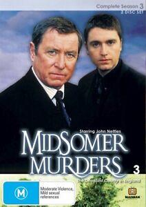 Midsomer Murders - Series 3 DVD