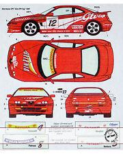 STUDIO27 DECAL ALFA GTV CUP 1/24 TAMIYA ALFA ROMEO GTV