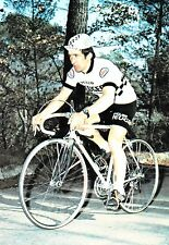 CYCLISME carte cycliste BERNARD BOURREAU équipe PEUGEOT ESSO MICHELIN