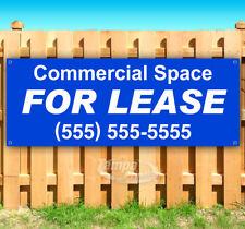 Commercial Space For Lease Custom Phone Advertising Vinyl Banner Flag Sign Usa