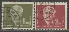 Briefmarken aus Deutschland mit Blumen-Motiv