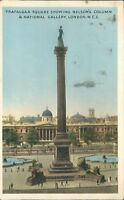 London Trafalgar square ETW Dennis; 1948