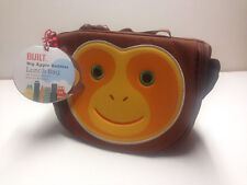 Built NY Big Apple Buddies Lunch Bag - Macdougal Monkey