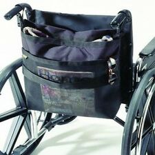 Wheel-chair Handle Pouch Carry Tote Bag Back Pack