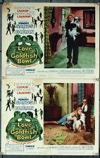 LOVE IN A GOLDFISH BOWL (1961) 27023