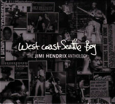 The Jimi Hendrix Anthology - West Coast Seattle Boy CD - Psych Blues Rock Album