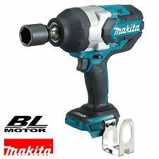 """Makita DTW1001Z 18v Li-Ion Brushless LXT 3/4"""" Impact Wrench Nut Runner Body Only"""