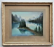 """Listed Canadian Artist - Maisie Wride (1892-1973) Pastel - 7.5""""x9.5"""" Signed"""