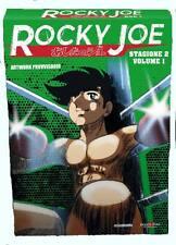 ROCKY JOE - STAGIONE 02 #01  5 DVD  COFANETTO  ANIME