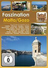 DVD * FASZINATION MALTA / GOZO - Valletta - Vittoriosa - Senglea  # NEU OVP ~