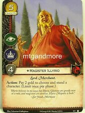 A Game of Thrones 2.0 LCG - 1x #163 Magister Illyrio - Base Set - Second Edition