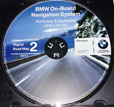 00 01 2002 LAND RANGE ROVER SPORT HSE BMW NAVIGATION CD NW ID MT NM OR UT WA WY