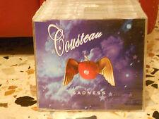 COUSTEAU - SADNESS - cd singolo slim case PROMOZIONALE  2005