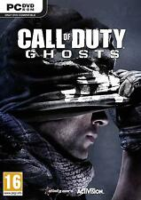 Call of Duty Ghosts | pc | DVD version | NOUVEAU & OVP | usk18 | INCL. Key