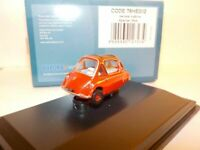 Model Car, Heinkel Trojan - Red, 1/76 New