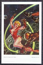 KELLY FREAS PLANET STORIES MAGAZINE PRINTS COMPLETE SET OF 6