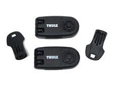 Correa de cerraduras de la rueda de Thule 986 para todos los bastidores de bicicletas con correas de Titular de Rueda de Plástico