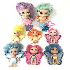 Barbie FAIRYTOPIA MERMAIDIA MERFAIRIES Fairy Mermaid Butterfly Cuties Lot