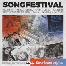 Favorieten Express CD Songfestival Eurovision Song Contest France Gall Abba 2018