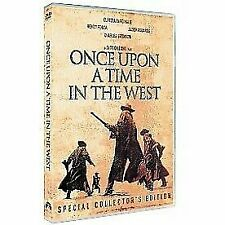 Once Upon a Time in The West 5014437834836 With Charles Bronson DVD Region 2