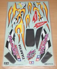 Tamiya 43514 Nitro Thunder/NDF-01, 9494077/19494077 Decals/Stickers, NIP