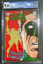 1968 Green Lantern #60 CGC 9.6 Pop 5