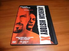 American History X (Dvd, 1999, Widescreen Special Edition)