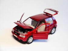 Volkswagen VW Polo Typ 6N 5Türer in rot rouge roja red metallic, Schabak in 1:43