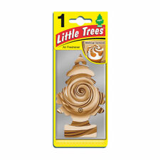 "MAGIC TREE ""LITTLE TREE"" MELTING CARAMEL FRAGRANCE CAR AIR FRESHENERS NEW"