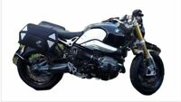 BMW R9T R NINE T Panniers Hepco Becker Royster WITH C-Bow fitting kit