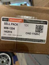 "NEW!! 12"" OEM Motorcraft Genuine Ford Blade Assembly - Wiper WW-1204 - 1 Blade"